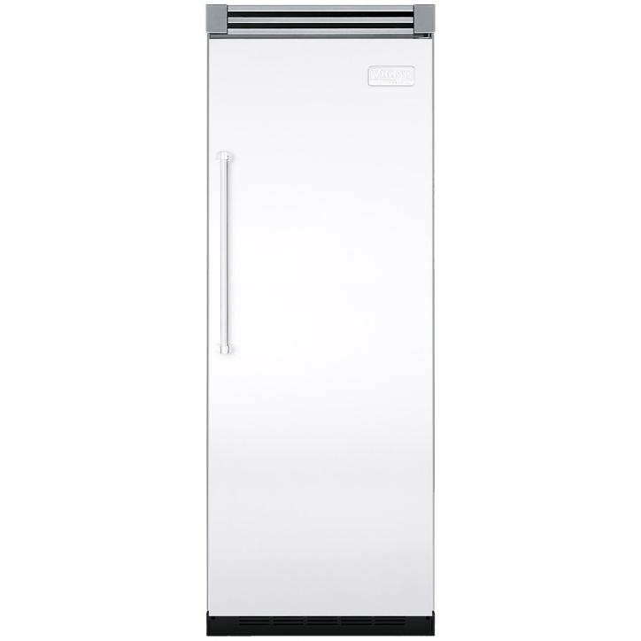 Viking VCFB530R 15.9 Cu. Ft. Capacity Professional Series Built In Right Hinge Freezer - White