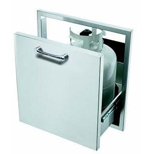Picture of Caliber 20-Inch Roll-Out Propane Tank / Trash Storage Drawer