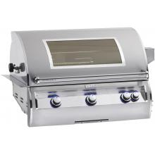 Fire Magic Echelon Diamond E790i 36-Inch Built-In Natural Gas Grill With Magic View Window - E790i-4E1N-W Fire Magic Echelon Diamond E790i Natural Gas Grill With Window