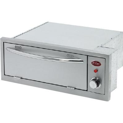 Cal Flame BBQ10967E 2-in-1 Warmer And Pizza Oven