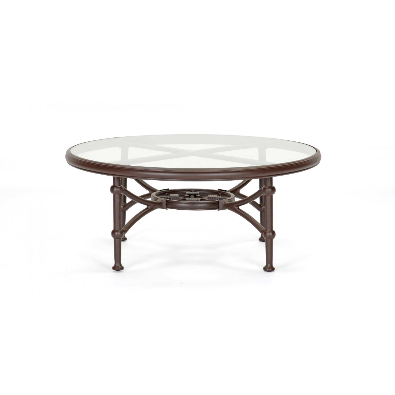 Caluco Origin Aluminum Round Coffee Table