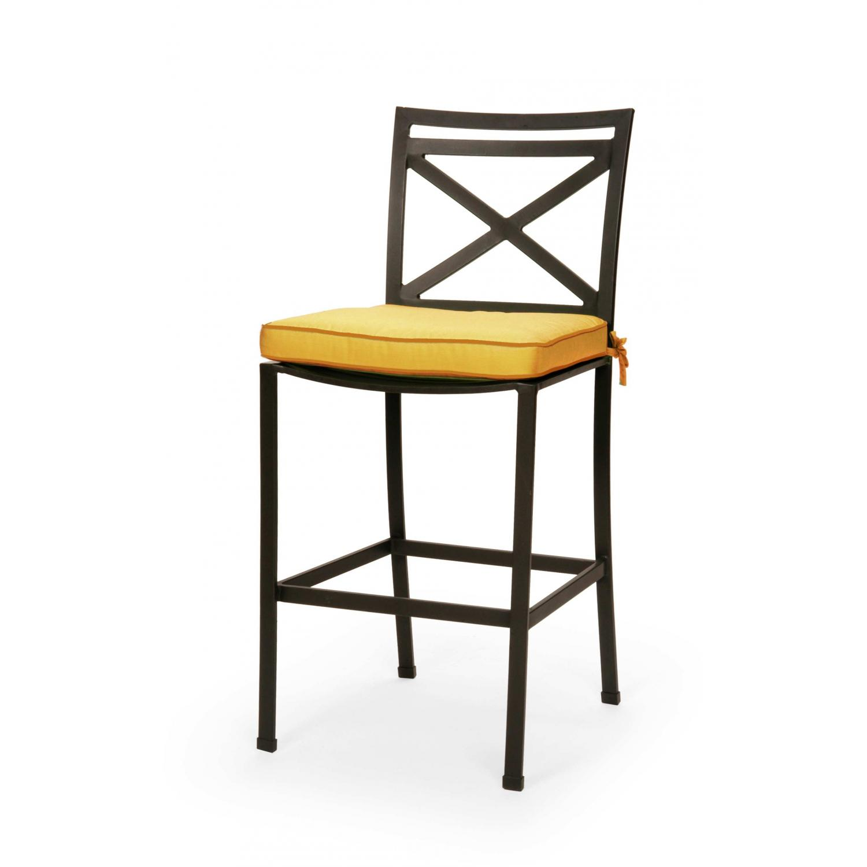 Caluco San Michele Aluminum Bar Chair