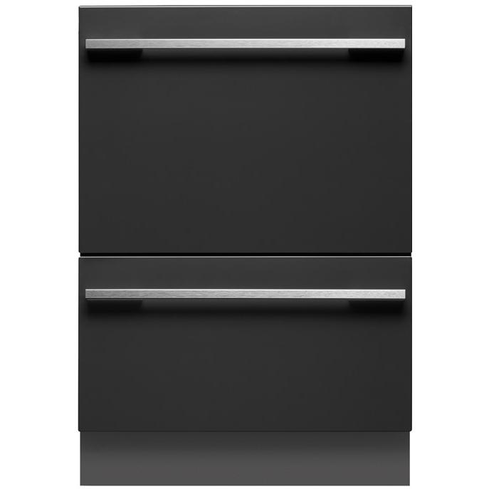 DCS DD24DTI7 Double Integrated DishDrawer By Fisher Paykel