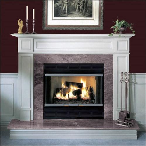 Monessen BC36 Royalton Series 36-Inch Circulating Wood Burning Fireplace