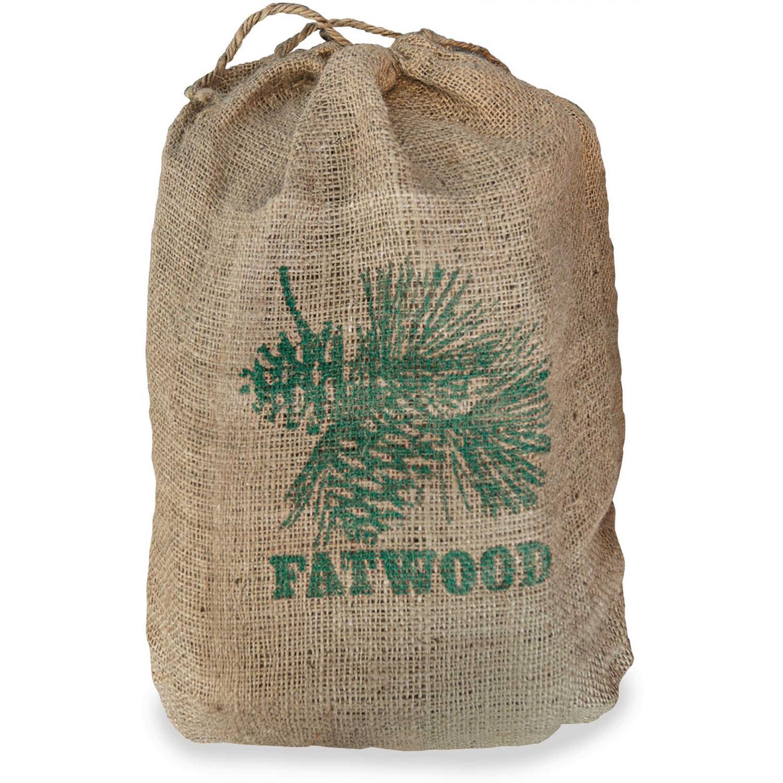 UniFlame Fatwood Firewood Starter - 8 Lb