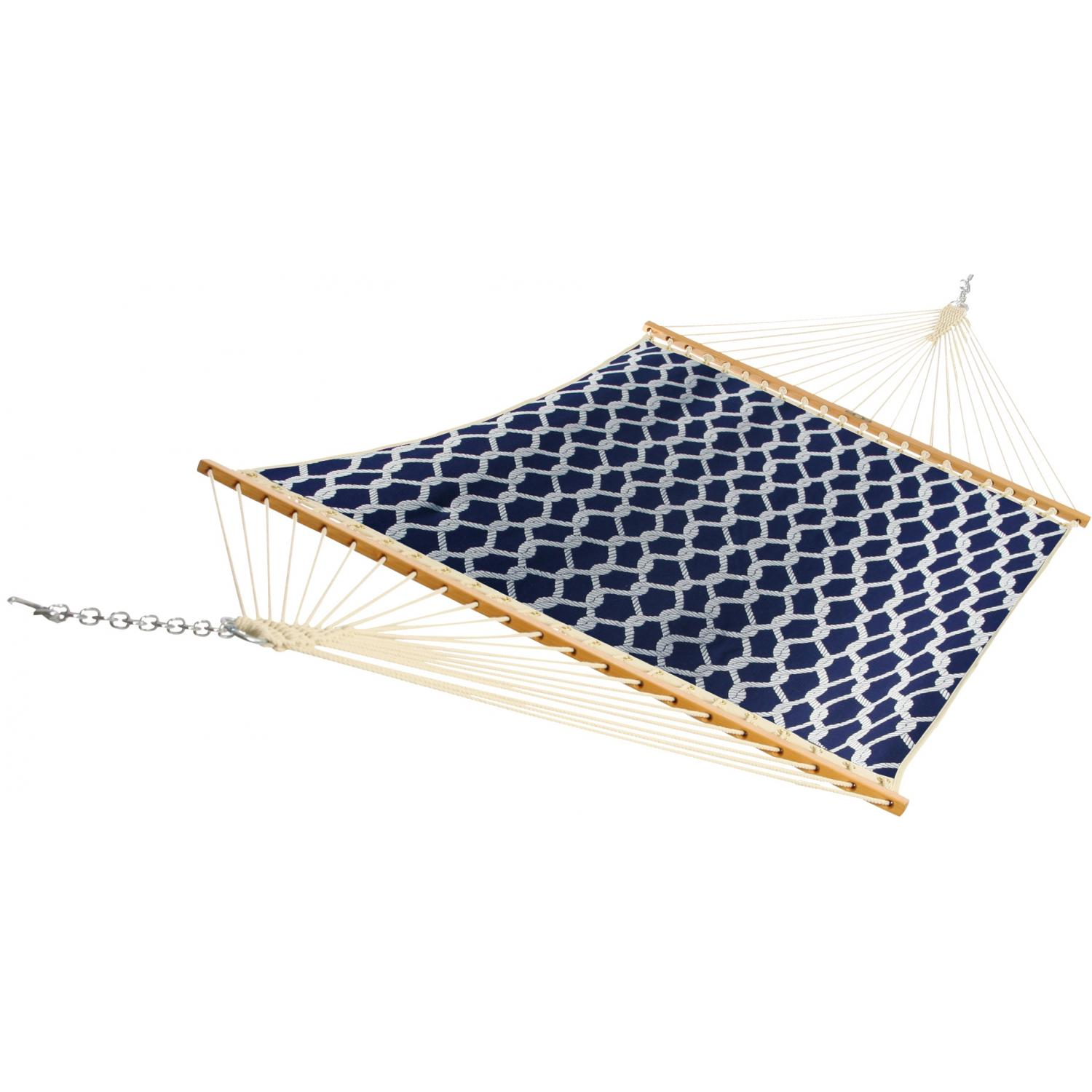 Hatteras Hammocks FMN Large Quick-Dry Comfort Hammock - Nantucket Journey