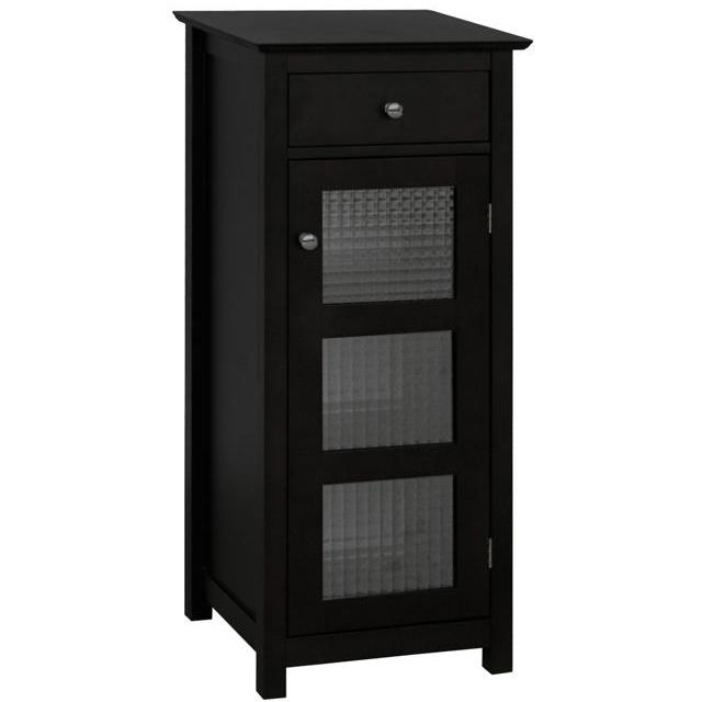 Elegant Home Fashions Chesterfield Floor Cabinet 6223