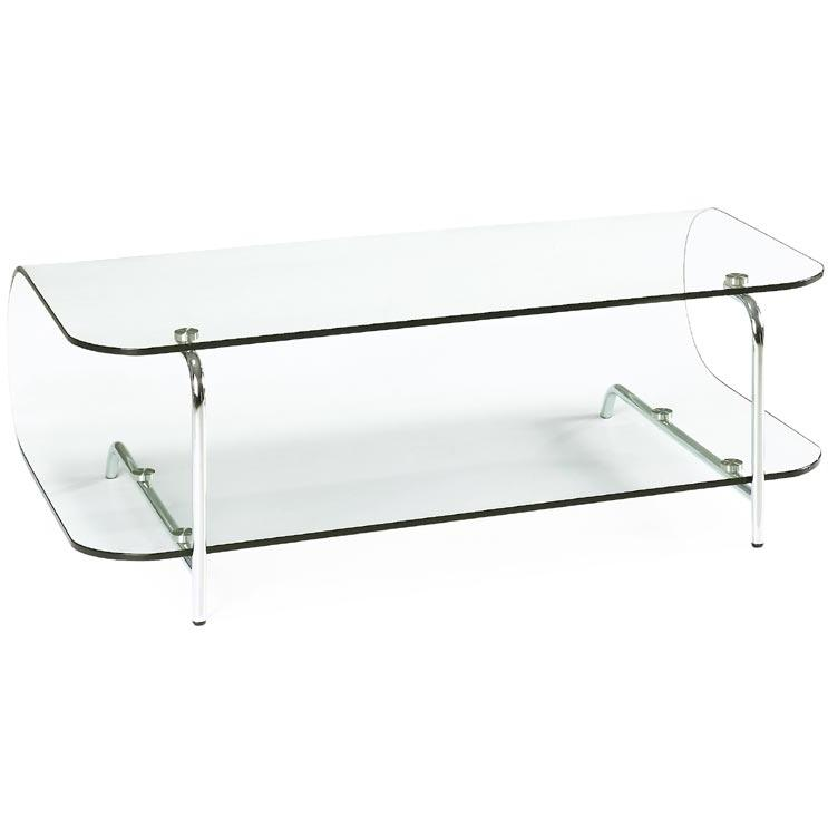 Zuo Modern - Lujuria Entertainment Stand (clear) - 404101