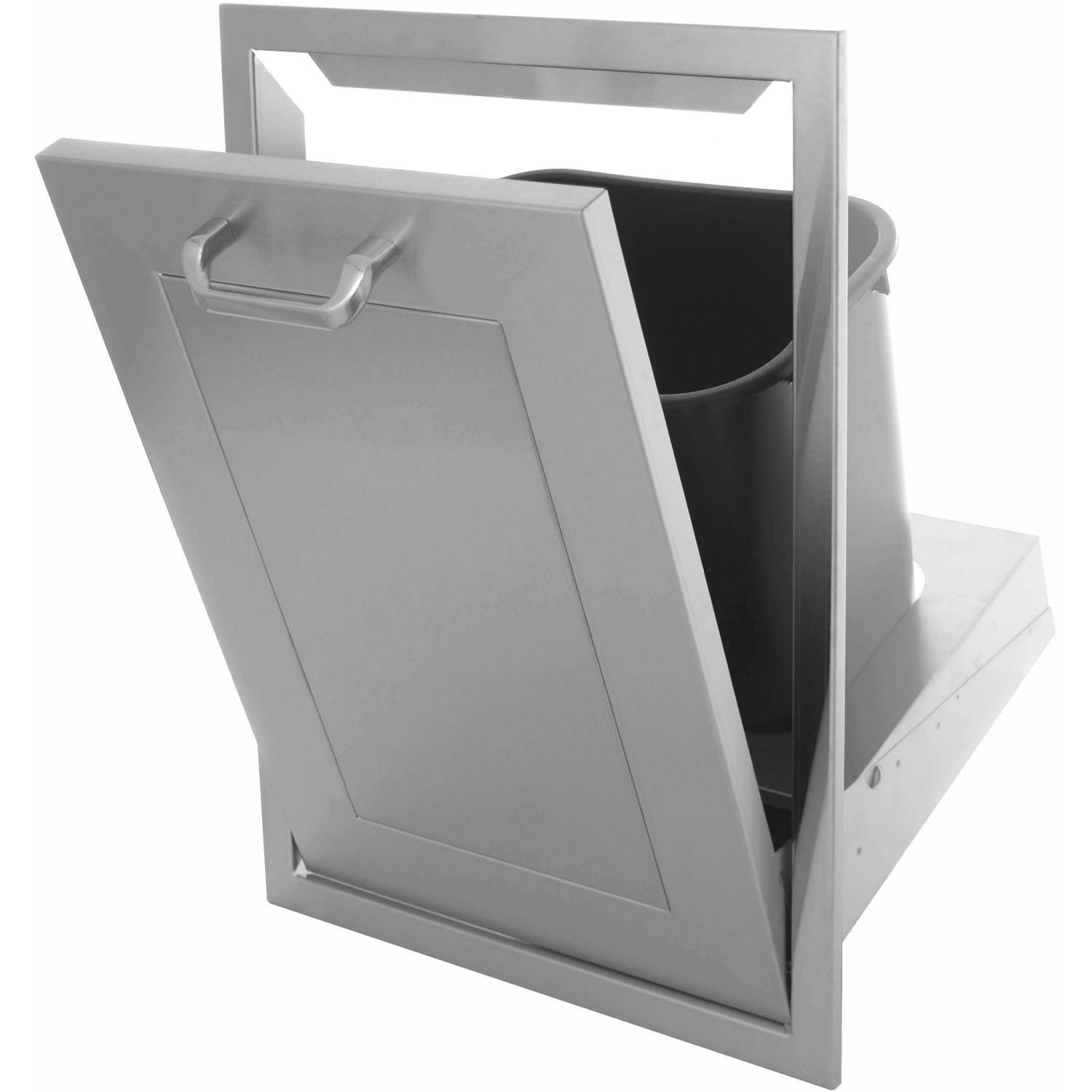 Kingston Panel Series Tilt-Out Trash Bin