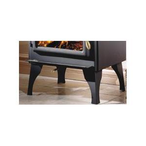 Napoleon 200K Traditional Steel Stove Legs - Black