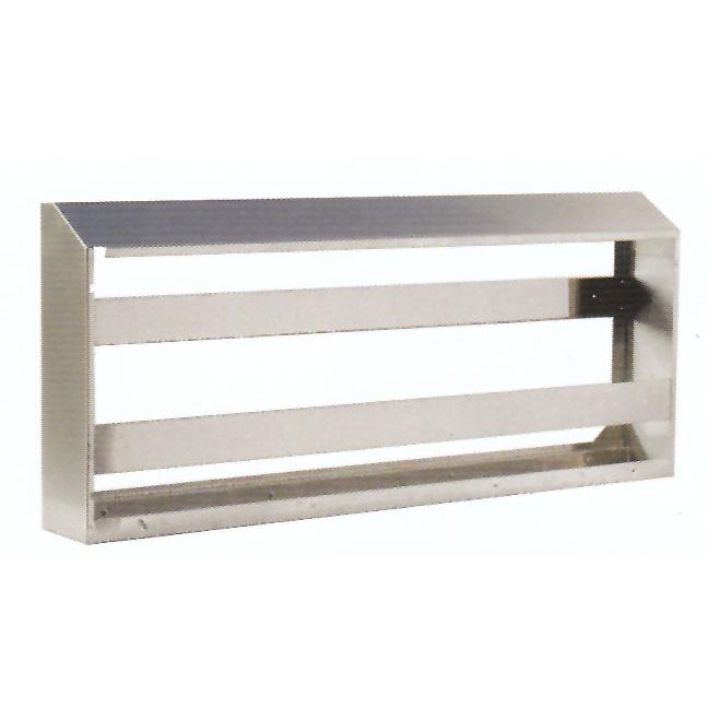 Luxor 36 Inch Outdoor Vent Hood Extension LX-HXT-36
