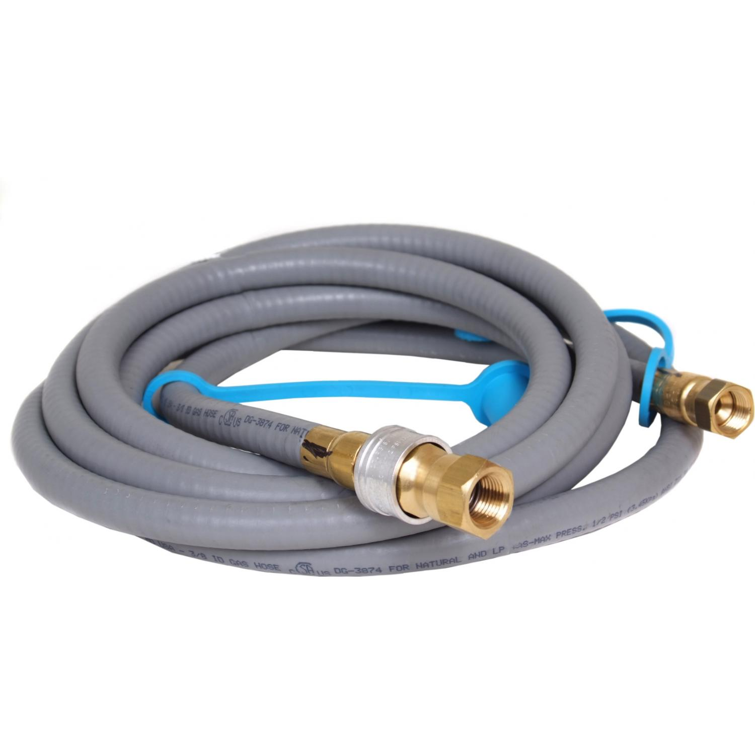 12 Foot Natural Gas Gas W/ Quick Disconnect 80144
