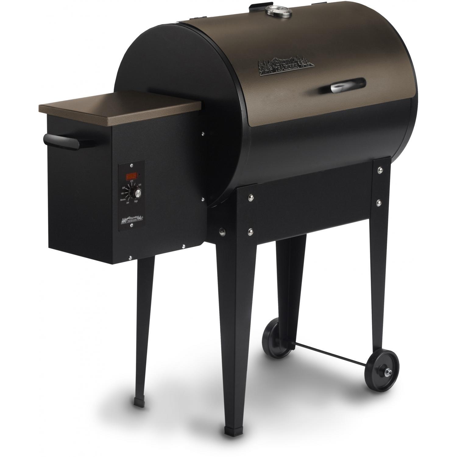The Woodwind Classic pellet grill brings easy and delicious BBQ right to your back patio. Grill, smoke, bake, roast, braise, or barbecue with incredible wood-fired flavor.