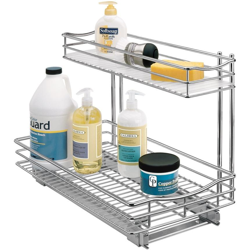 Lynk 11 x 21 Roll-Out Under Sink Storage Drawer- 451121DS