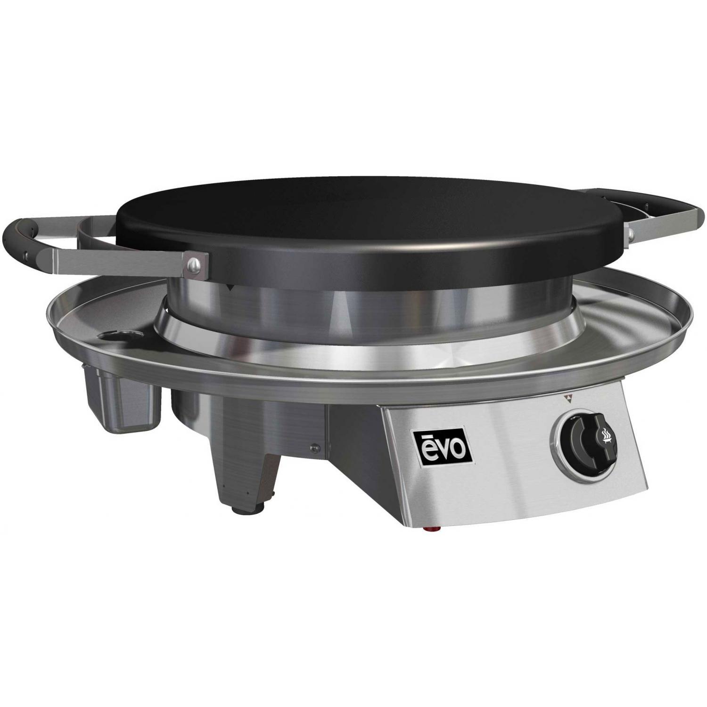 Evo Companion Classic Tabletop Flattop Gas Grill - Propane