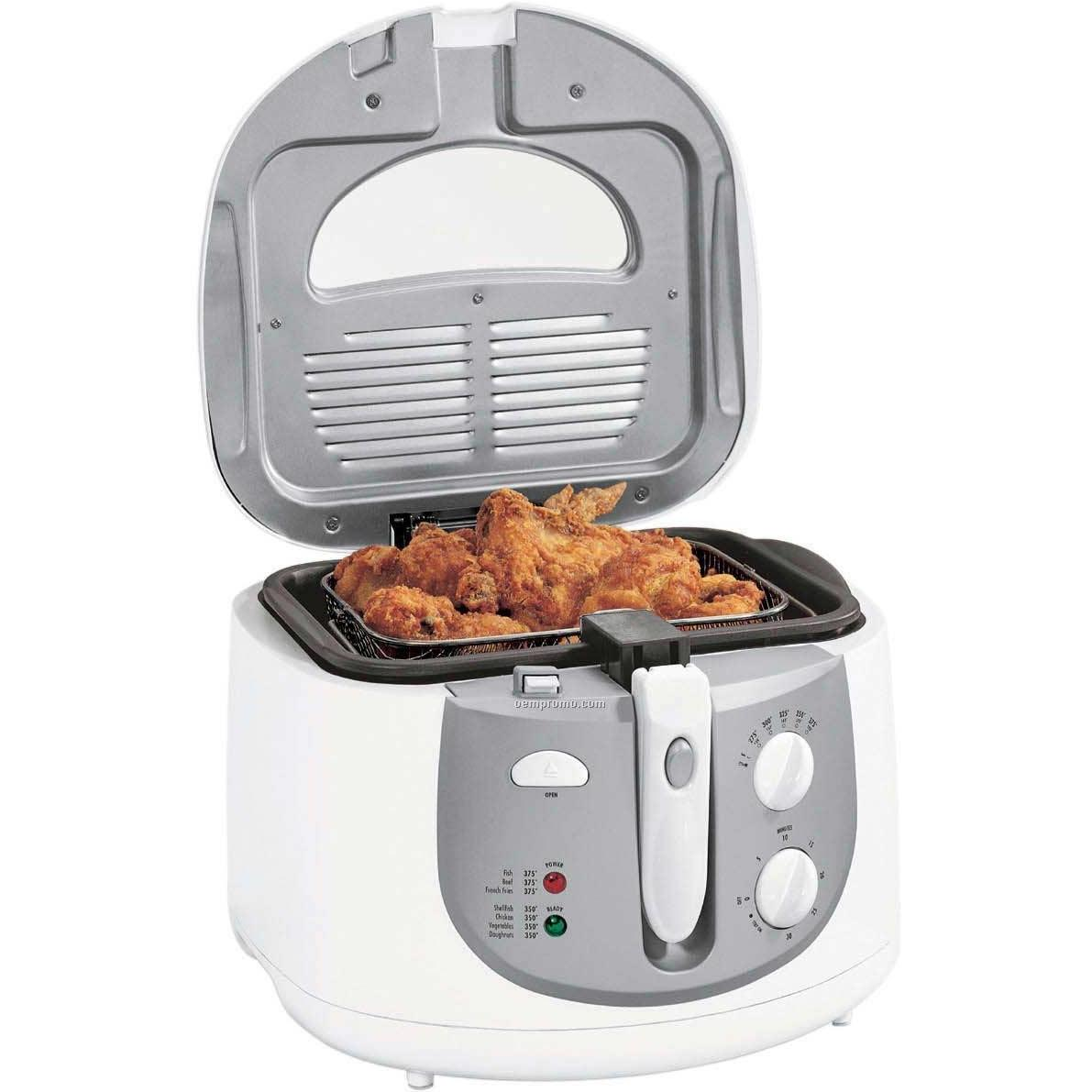 Hamilton Beach 8-cup Cool Touch Deep Fryer