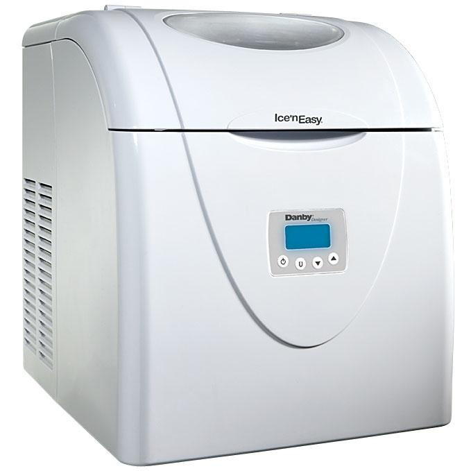 Danby DIM1524W Compact Portable Ice Maker - White
