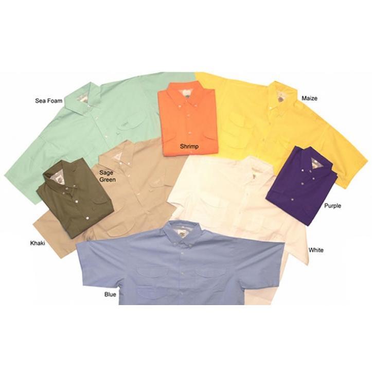 Cajun Clothing Company Ladies Long Sleeve Fishing Shirt 2XL - Maize