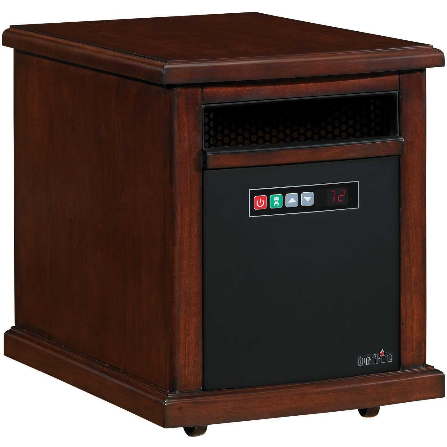 Duraflame 10HM1342-C232 Colby Mobile Electric Heater - Empire Cherry Finish