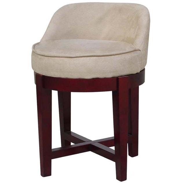 Elegant Home Fashions Swivel Chair 4007