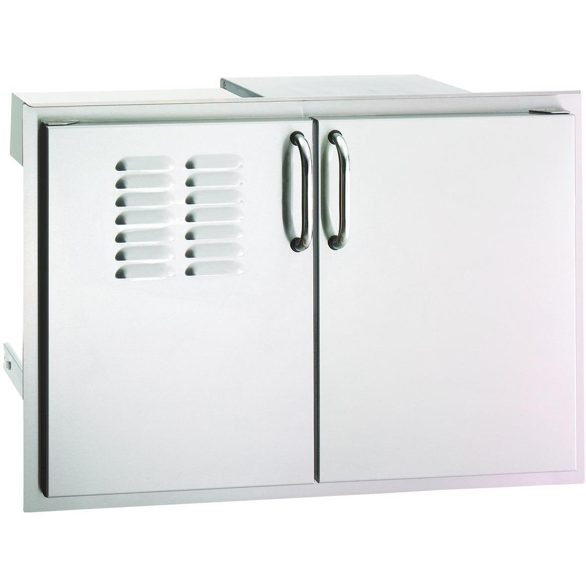 Picture of Fire Magic Select 30-Inch Double Access Door With Drawers And Propane Tank Storage