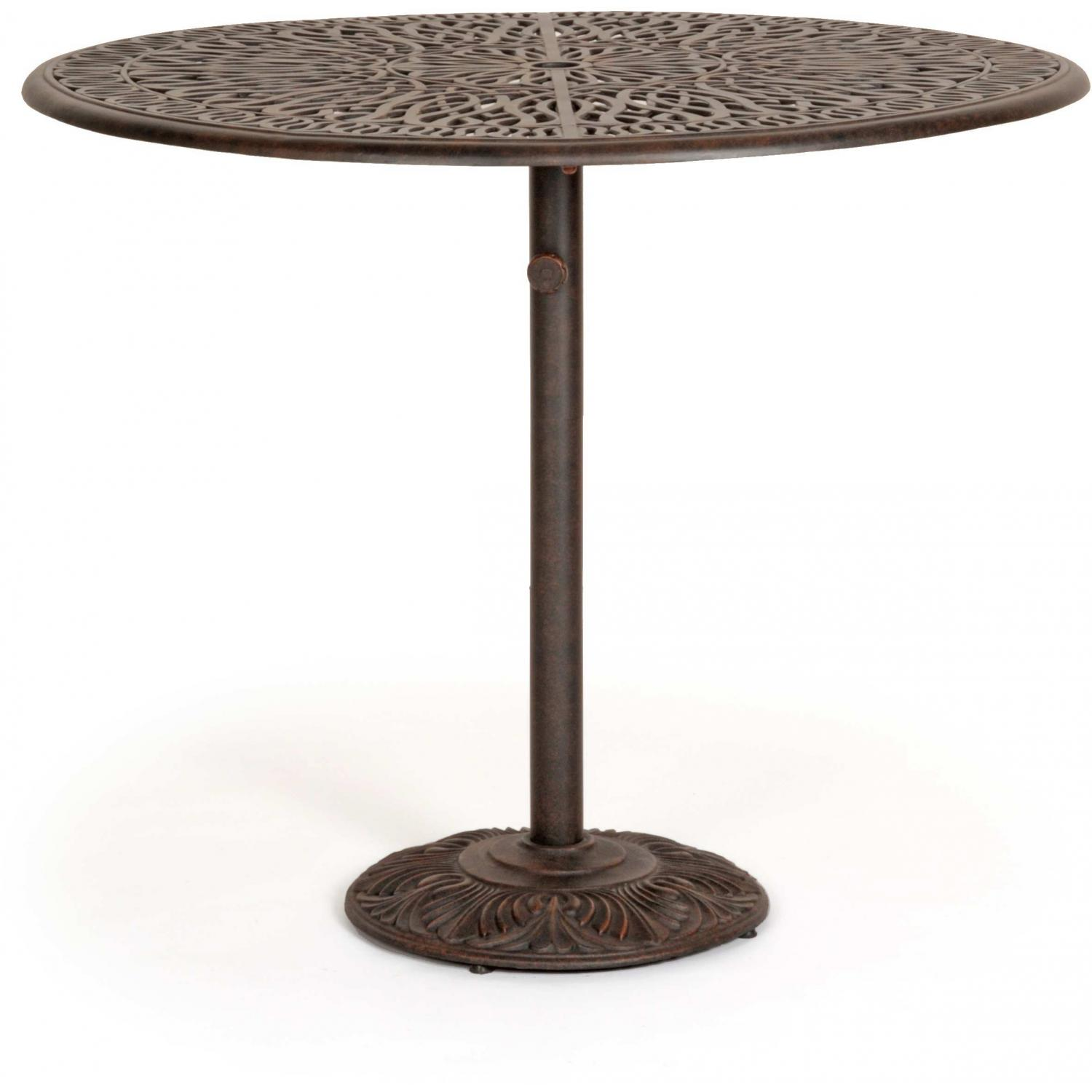 Caluco Florence Aluminum Bar Table