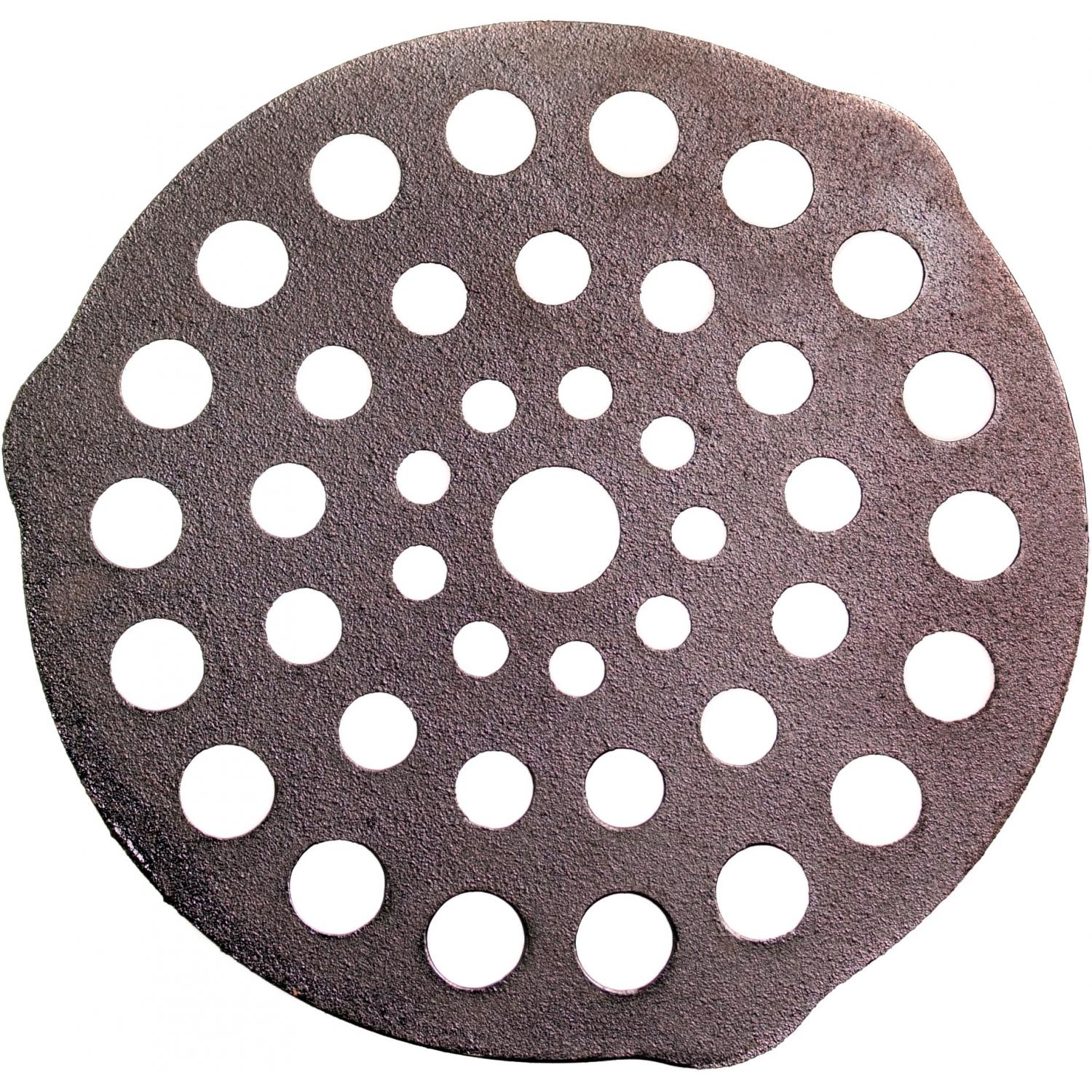 Lodge Trivets Seasoned Cast Iron Trivet - L8DOT3