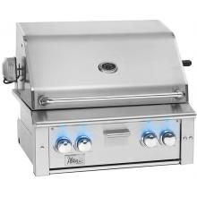 Summerset Alturi 30-Inch 2-Burner Built-In Natural Gas Grill With Red Brass Burners & Rotisserie - ALT30-RB-NG