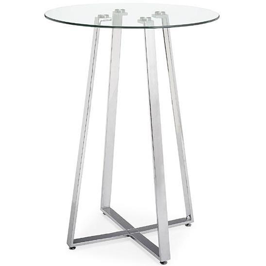 Picture of Zuo Modern Lemon Drop Bar Table 601101