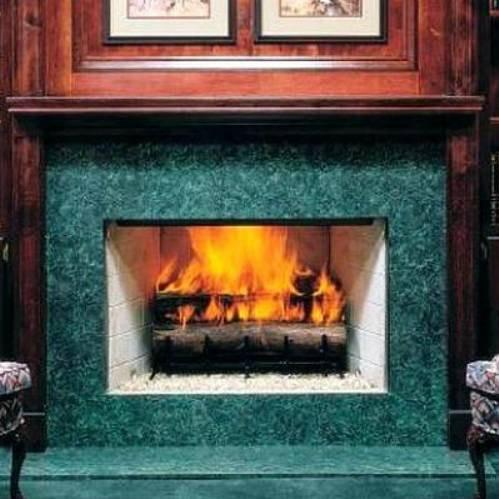 Monessen SB38 Biltmore Series 38-Inch Radiant Wood Burning Fireplace
