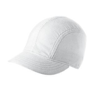 New Era Ladies Corduroy Short Bill Cap - White