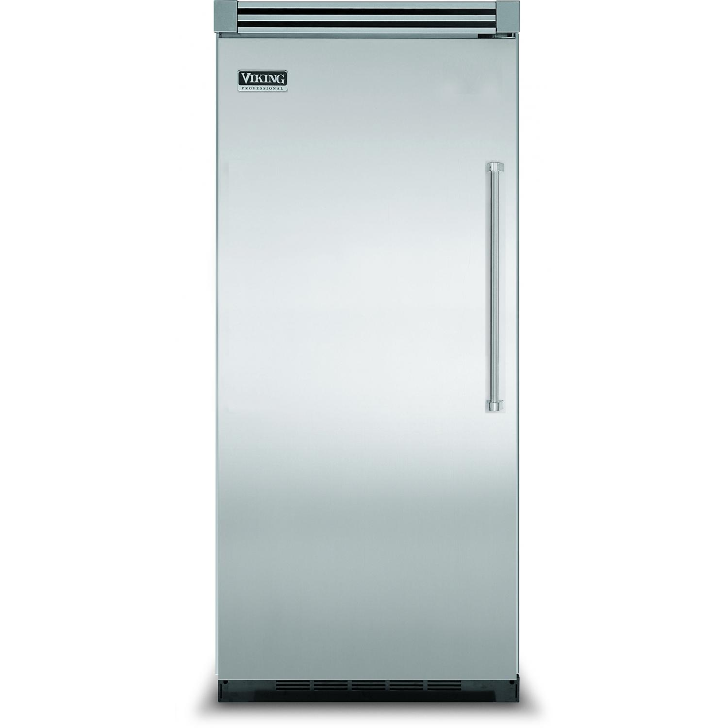 Viking VCFB536L 19.1 Cu. Ft. Capacity Professional Series Built In Left Hinge Freezer - Stainless Steel