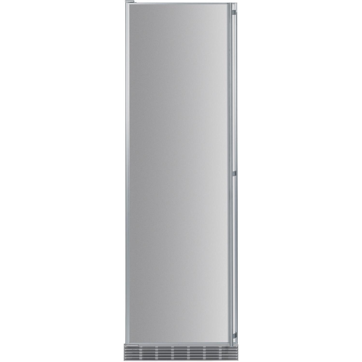 Liebherr FI-1051 9.4 Cu. Ft. Built-In Freezer With Ice Maker - Custom Panel Door / Stainless Steel Cabinet