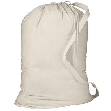 Port & Company Laundry Bag - Natural