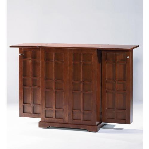 Home Styles Steamer Trunk Bar - Cherry - 5689-99