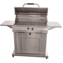 Electri-Chef 4400 Series 32-Inch Closed Base Electric Grill W/ Single Temp. Control - 4400-EC-448-CB-S-32