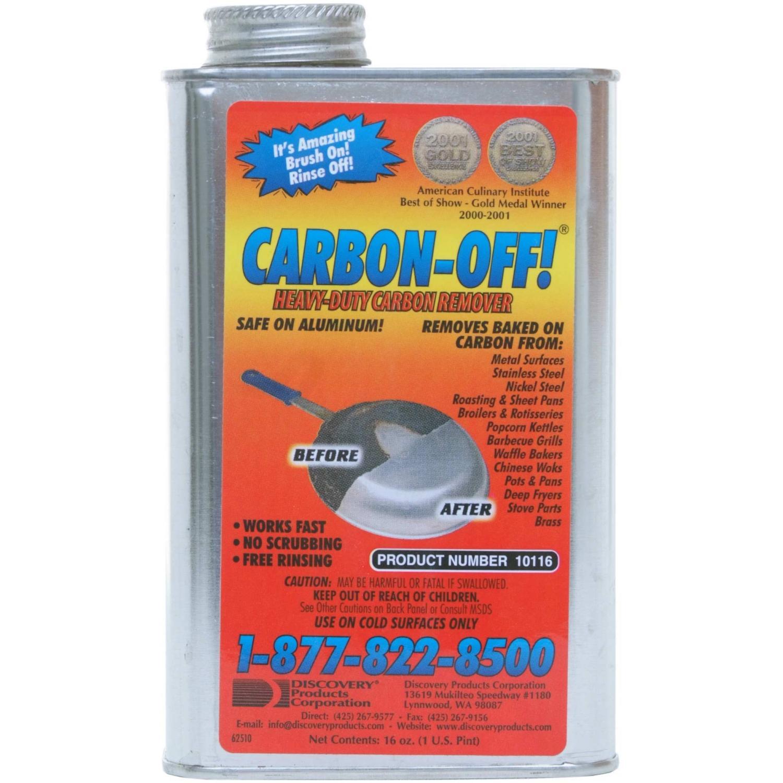 Liquid Brush on Carbon Off