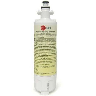 LG Refrigerators Water Filter Horizontal Type LT700P