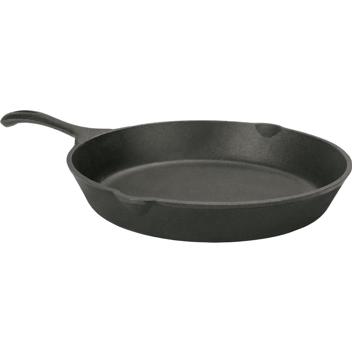 Bayou Classic Skillets 12 Inch Cast Iron Skillet