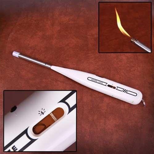 Easy-Lite Refillable Lighter - White