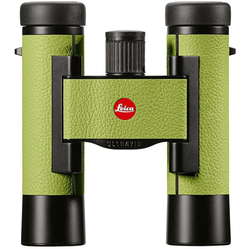 Picture of Leica Ultravid Colorline Compact 10 X 25 Binoculars - Apple Green