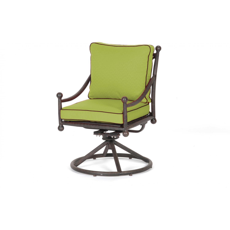 Caluco Origin Aluminum Swivel Rocker Chair