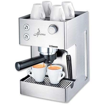 Saeco 00354 Aroma SS Traditional Espresso Machine