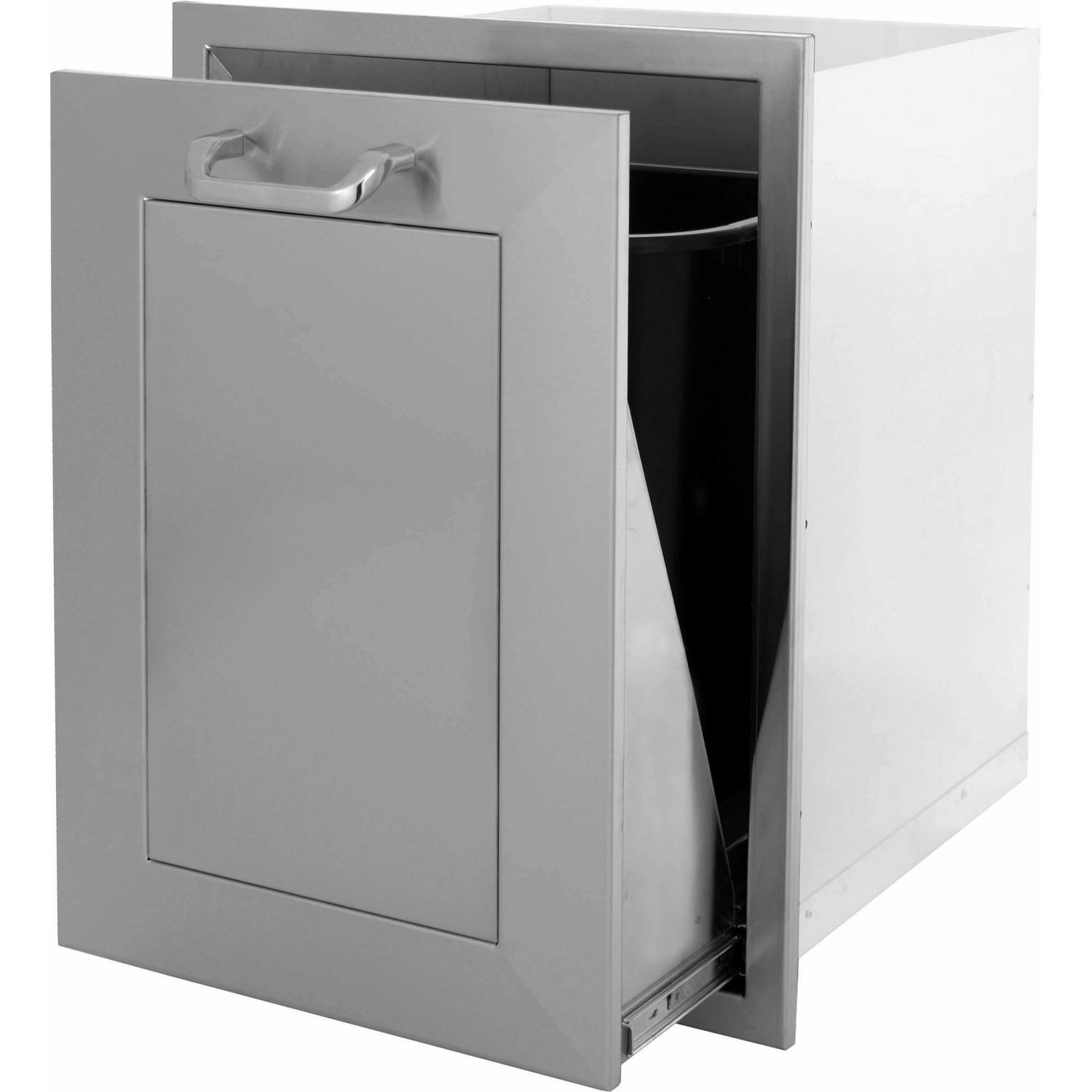 Kingston Panel Series Roll Out Trash Bin