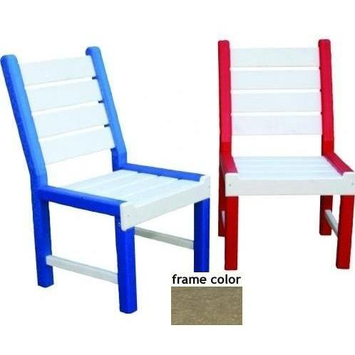 Eagle One Recycled Plastic Kids Chair - Driftwood