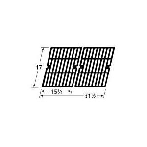 Porcelain Coated Cast Iron Rectangle Cooking Grid 61512