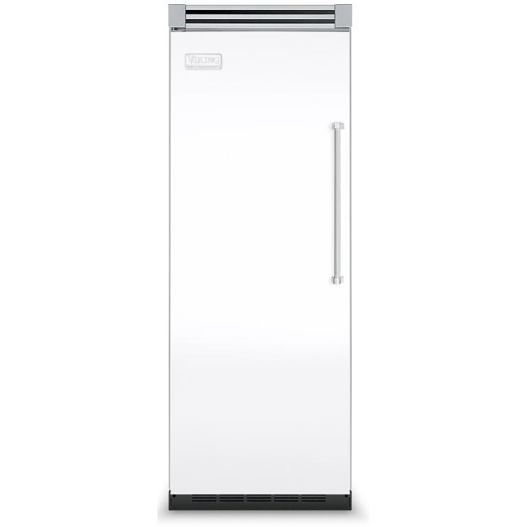 Viking VCFB530L 15.9 Cu. Ft. Capacity Professional Series Built In Left Hinge Freezer - White