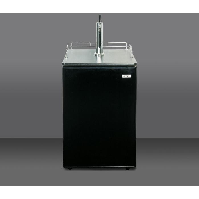 Summit SBC500B Beer Dispenser - Black
