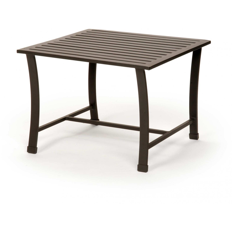 Caluco San Michele Aluminum Square End Table