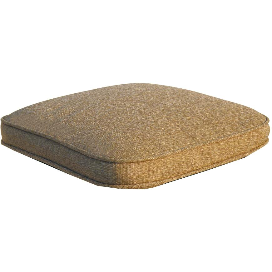Picture of Darlee Standard Square Seat Cushion - Sesame
